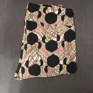 Lularoe T/C Disney Leggings - Minnie Mouse